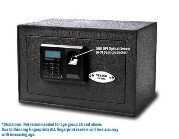 10 Best Biometric Gun Safes Features And Prices 2019