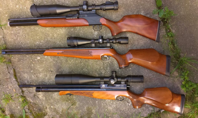 Best Small Game Hunting Air Rifles [ 🏆🥇🏅 Best Target Air Rifles ]