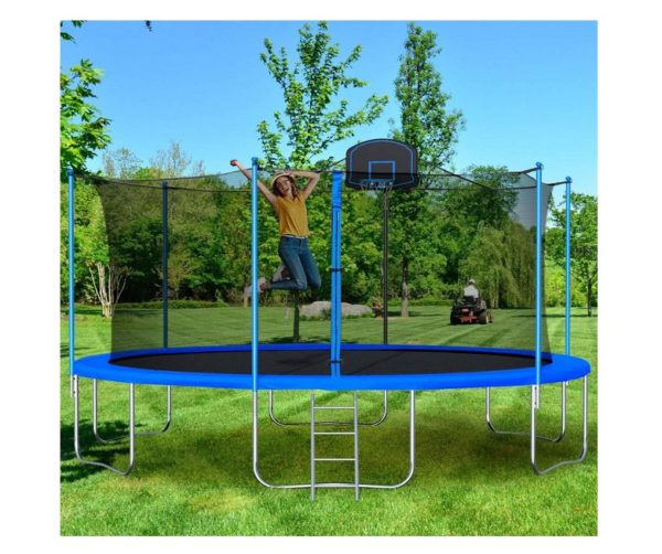 What are the Top Rated Trampolines? 10 Best and Safest ...